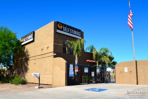 Arizona Self Storage - Gilbert - 18412 S. Lindsay Road - Photo 1