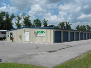 Out O' Space Storage - Cantonment