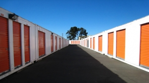 Image of Budget Self Storage, Richmond Facility on 3445 Collins Ave  in Richmond, CA - View 2