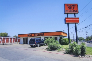 Image of Alamo Self Storage - Dependable Facility at 2855 Fort Worth Ave  Dallas, TX