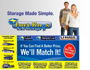 Fort Knox Self Storage - Middletown