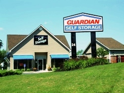 Guardian Self Storage - Newburgh
