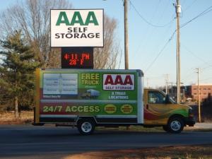 AAA Self Storage - High Point - Willard Dairy Rd Facility at  2553 Willard Dairy Rd, High Point, NC