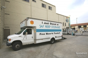 Saf Keep Storage - Los Angeles - Melrose Avenue - Photo 3