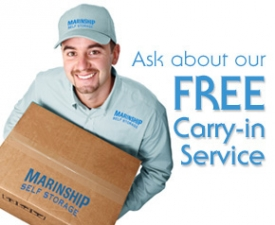 Marinship Self Storage - Photo 12