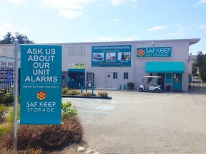 Saf Keep Self Storage - Del Rey Oaks