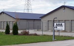 AAA Storage - Franksville - 21400 Allis Ave