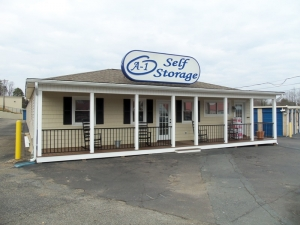 A-1 Self Storage - Country Club Rd Facility at  5717 Country Club Rd, Winston-Salem, NC