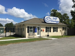 A-1 Self Storage - Lejeune Boulevard Facility at  1835 Lejeune Blvd, Jacksonville, NC
