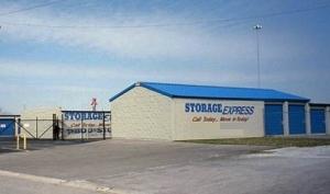 Storage Express - Seymour - Montgomery Drive