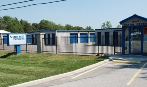 Storage Express - Scottsburg - South Gardner Street