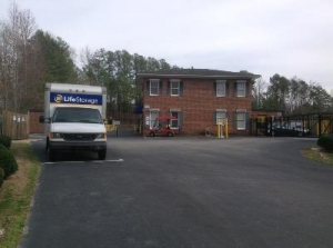 Life Storage - Raleigh - Atlantic Avenue