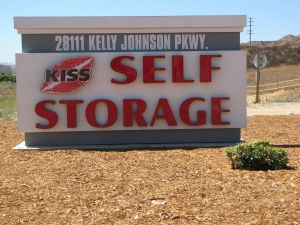 Image of Keep It Self Storage - Rye Canyon Facility at 28111 Kelly Johnson Pkwy  Valencia, CA