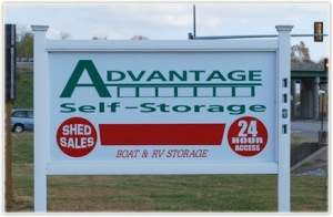 Advantage Self Storage - Belleville Facility at  1101 Centreville Ave, Belleville, IL