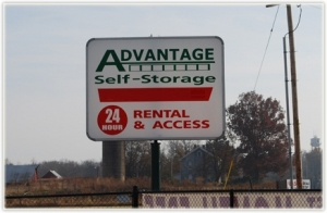 Advantage Self Storage - Lebanon Facility at  10818 State Route 4, Lebanon, IL