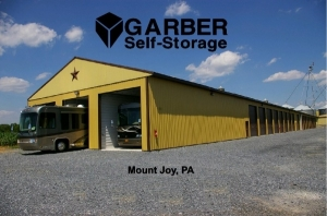 Garber Self Storage Facility at  860 Milton Grove Rd, Mt Joy, PA