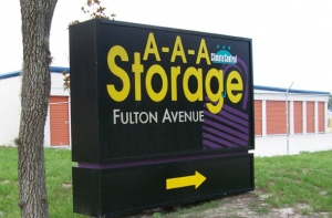 AAA Storage Fulton & Postal Center