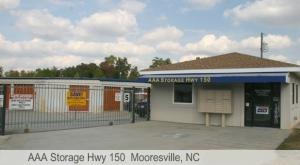 AAA Storage Hwy 150