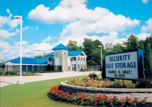 Security Self Storage - Highland Heights