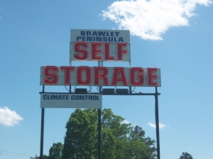 Brawley Peninsula Self Storage