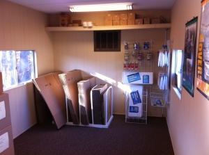 Image of A-1 Meriden Road Self Storage LLC. Facility on 990 Meriden Rd  in Waterbury, CT - View 2