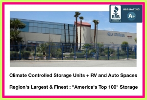 Sun Valley Climate-Controlled Self Storage + Auto & R.V. Spaces - Photo 2