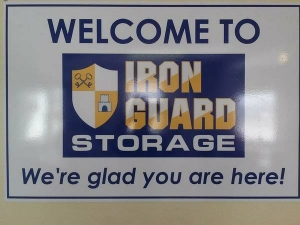 Iron Guard Storage - Camas