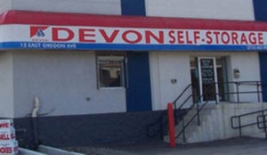 Devon Self Storage - Philadelphia - Front & Oregon Ave - photo