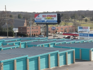 Image of Devon Self Storage - Nashville Facility at 1210 Gallatin Road S  Madison, TN