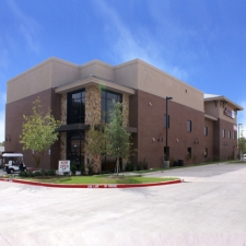 Image of Advantage Storage - Lake Forest Facility on 4877 W University Dr  in McKinney, TX - View 3