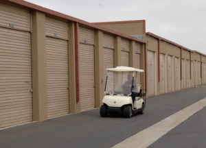 Image of Fountain Valley Self Storage Facility on 11345 Slater Ave  in Fountain Valley, CA - View 2