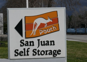 Image of San Juan Capistrano Self Storage Facility at 26411 Via de Anza  San Juan Capistrano, CA