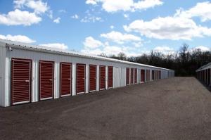 Image of StorageMart - Rangeline and Vandiver Facility on 2403 Rangeline St  in Columbia, MO - View 2
