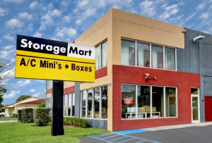 StorageMart - Bird Rd & 99th Ave Facility at  9925 SW 40th St, Miami, FL
