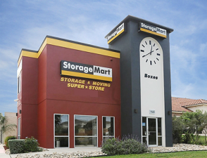 StorageMart - Potranco Rd & 151