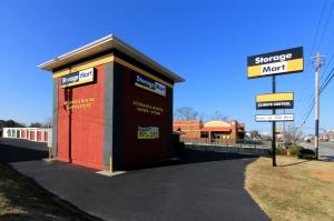 StorageMart - Atlanta Hwy & Cleveland Rd