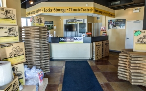 Image of StorageMart - Butterfield & York Facility on 5979 Butterfield Rd  in Hillside, IL - View 2