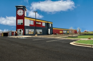 Image of StorageMart - Eola Rd & New York Facility at 819 N Eola Rd  Aurora, IL