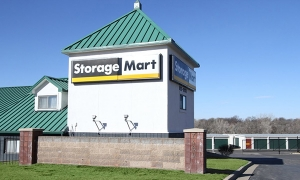 StorageMart - 75th & I-35 Facility at  7460 W Frontage Rd, Merriam, KS