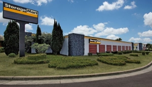 StorageMart - Airbase Pkwy & Walters - Photo 1