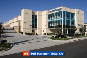 A-1 Self Storage - Vista