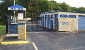Storage Express - Huntingburg - East 1st Street