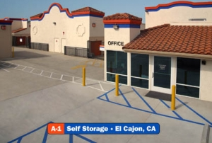 A-1 Self Storage - El Cajon