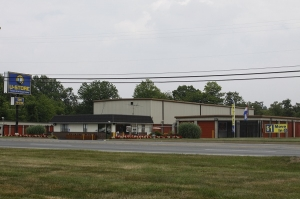 Image of U-Store Facility on 13303 Baltimore Ave  in Laurel, MD - View 2