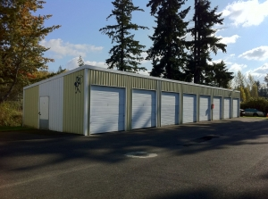 Image of Stor-Eze Self Storage - Parkland Facility on 1510 112th St E  in Tacoma, WA - View 2