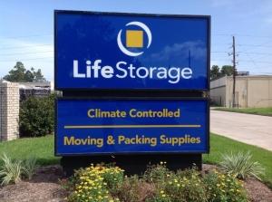 Image of Life Storage - Humble - Pinehurst Trail Facility at 19415 Pinehurst Trail Dr  Humble, TX