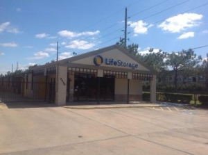 Life Storage - Katy - South Mason Road