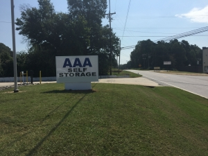 Image of AAA Self Storage - High Point - High Point Rd Facility on 5235 High Point Rd  in High Point, NC - View 4