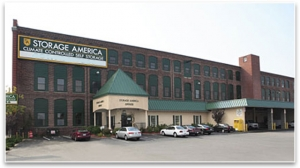 Image of Storage America - Central Falls Facility at 558 Roosevelt Ave  Central Falls, RI