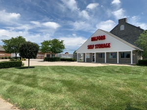 Image of Milford Self Storage Facility at 874 State Route 28  Milford, OH
